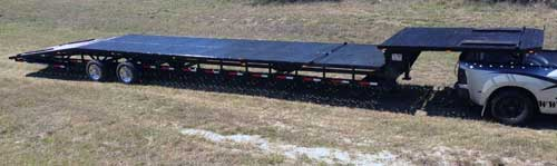 Step Deck Trailer >> Take 3 Trailers Step Deck Auto Transport Trailer