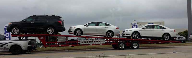 Take 3 Trailers Highest Quality Auto Transport Trailers